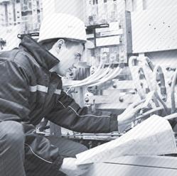 Arbeitsschutz für Energie- und Wasserversorger