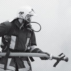 Arbeitsschutz bei Feuerwehren